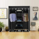 DIY Portable Storage Closet