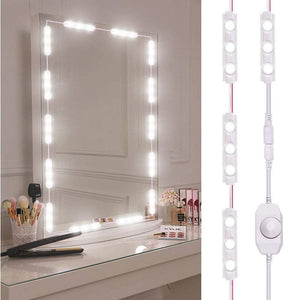 Bulb Dressing Make Up Mirrors