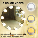 Dressing Makeup Mirror Table Lamp
