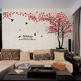 Acrylic Crystal Wall Stickers