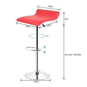 Adjustable Swivel Bar Stools Chairs
