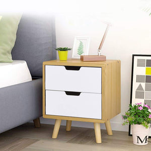 Mini Locker Bedside Nightstands