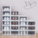 Plastic Stackable Shoebox