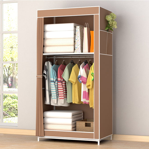 Portable Wardrobe Clothes Closet