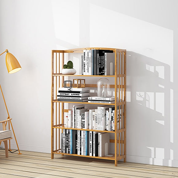 4 Layers Solid Wood Bookshelf