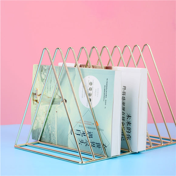 creative simple small bookshelf