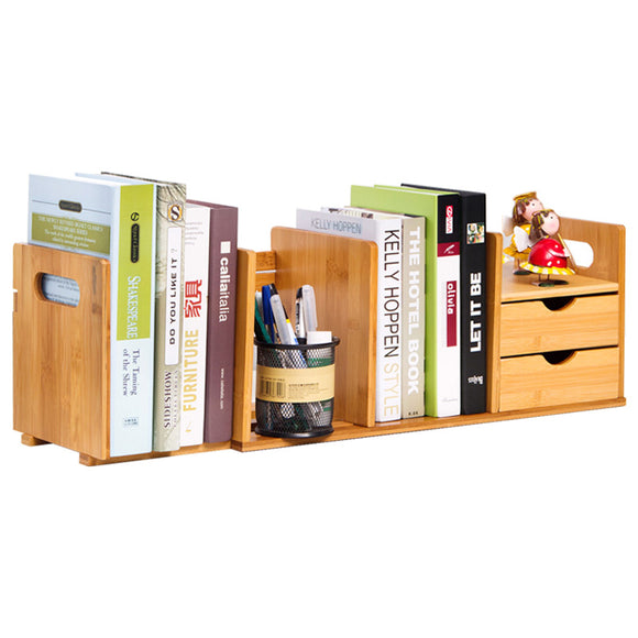 Simple Wooden Bookshelf