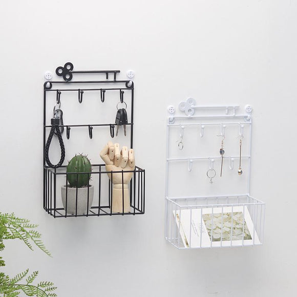 Wall Decoration Racks Hanger Shelf