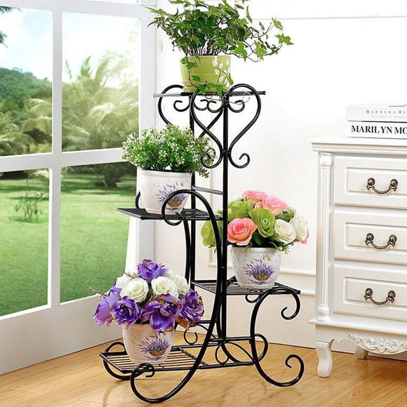 Flower Seeds Plant Display Stand