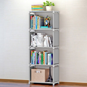 Moving Assembled Shelf Bookcase