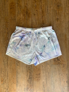 Tie Dye Lounge Shorts Set