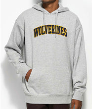 Load image into Gallery viewer, Wolverines Vintage Hoodie