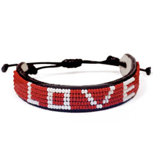 Load image into Gallery viewer, LOVE bracelet - Red