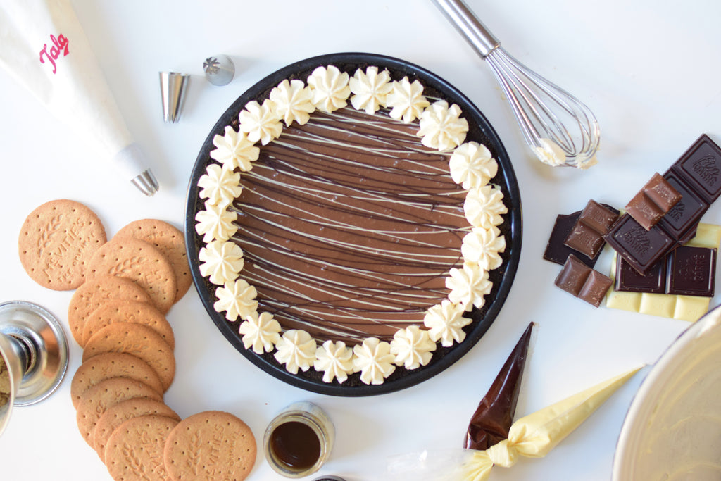 Chocolate Mud Pie - 80s-stijl