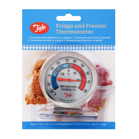 Tala Fridge And Freezer Thermometer