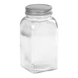 Glass storage canister 1250ml