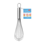 Tala 30cm Stainless Steel Eleven Wire Balloon Whisk