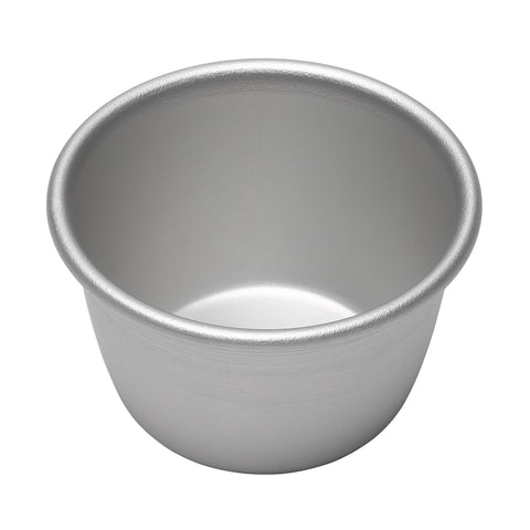 "Tala Performance Silver Anodised Pudding basin, 3"" 6oz (76 x 40mm)"