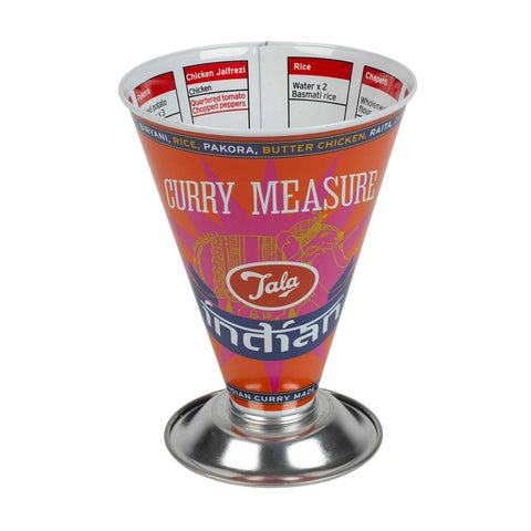 Tala International Cuisine Thali Curry Measure Turmeric