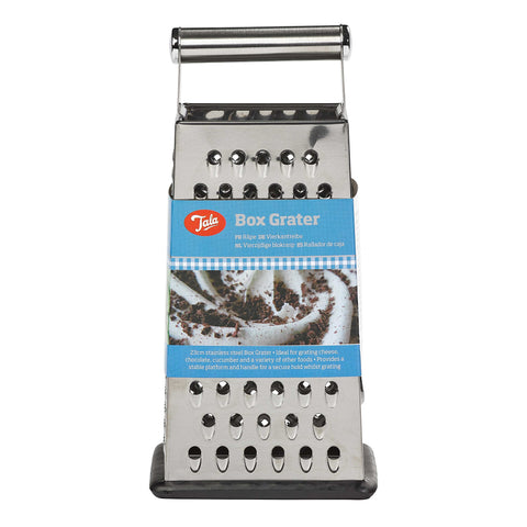 Tala Stainless Steel Box Grater