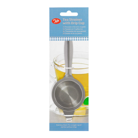 Tala Stainless Steel Strainer With Cup