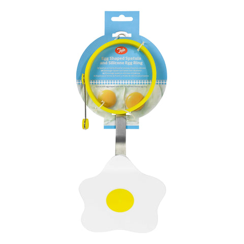 Tala Egg Spatula With Silicone Egg Ring