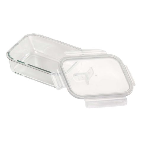 Tala Borosilicate Glass storage with vented lid 990ml