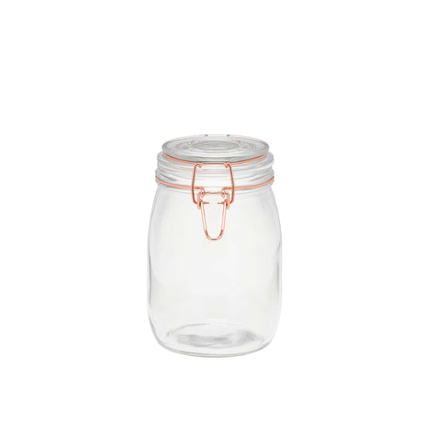 Tala Copper Wire Cliptop 1000ml Jar