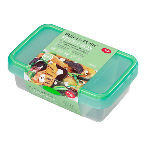 Tala Push & Push Food Storage Container 1100ml
