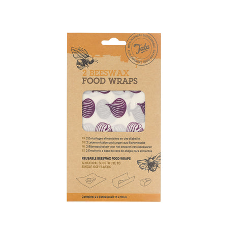 Onion Wax Wraps set of 2