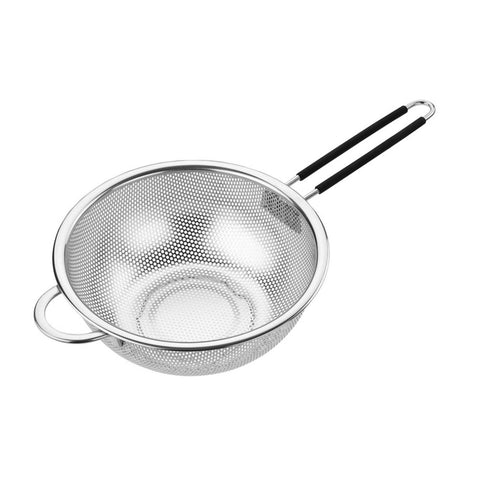 Tala Punching Hole Sieve With Soft Grip Handle 20.5cm