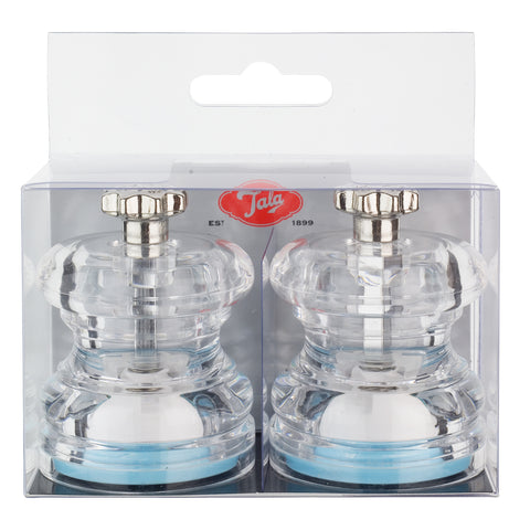 Tala Performance Set of 2 Mini Mills in Acetate Box