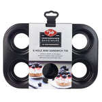 Tala Performance 6 Hole Mini Sandwich Pan