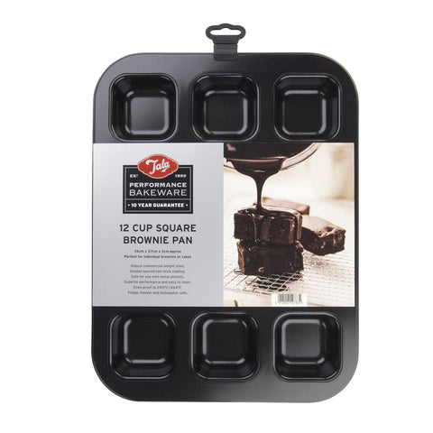 Tala Performance 12 Koppen Vierkante Brownie Pan