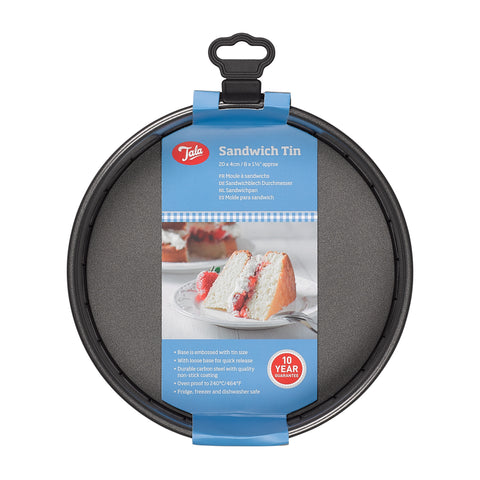 Tala Everyday 20cm Sandwich Tin