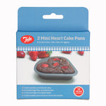 Tala Everyday 2 Mini Heart Cake Pans