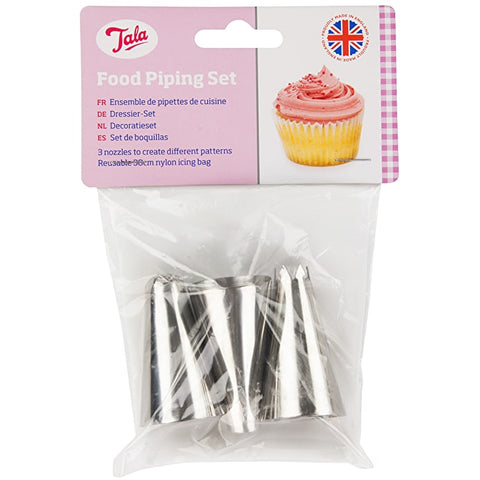 Tala Food Piping Set