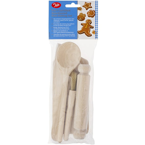 FSC¨ Beechwood Kids Baking Set