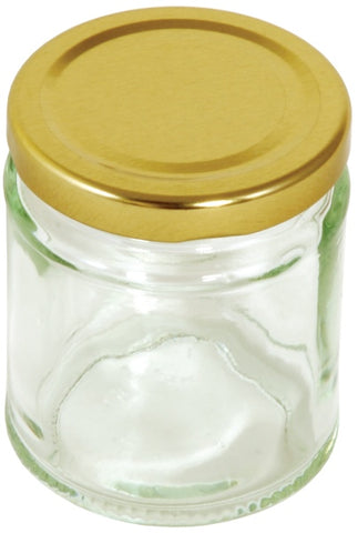 Tala Preserving Jars With Gold Lids 190ml