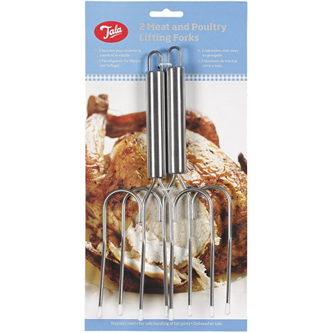 Tala 2 Meat Lifting Forks