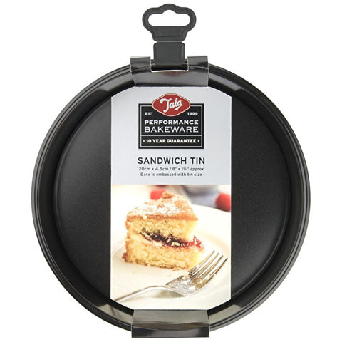 Tala Performance 20cm dia Sandwich pan