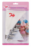 Tala Icing Bag Set With 6 Nozzles