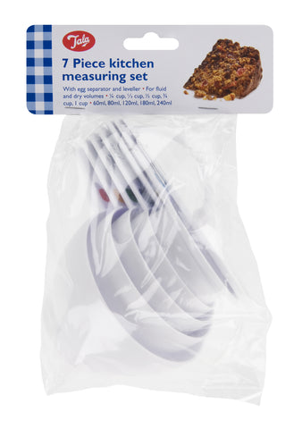 Tala 7 Stuk KitchenMeasuring Set