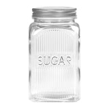 Sugar Glass storage canister 1250ml