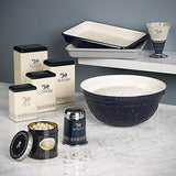 Tala Indigo and Ivory Enamelled steel Grey Roaster