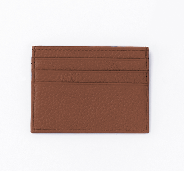 Coffee Brown Cardholder