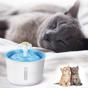 CAT WATER FOUNTAIN