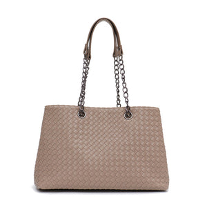 Cezira Harrogate Woven Tote Shoulder Bag