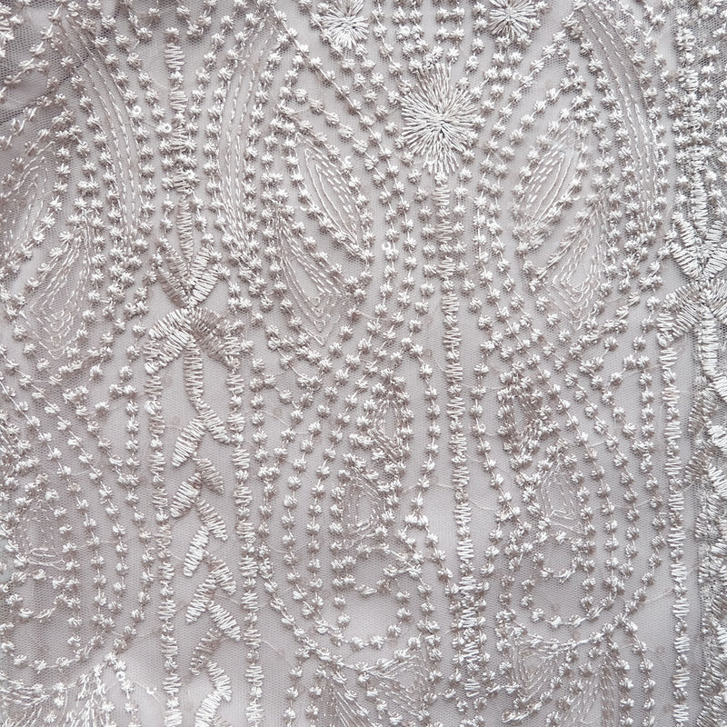 Lace Dress Dusty Lilac