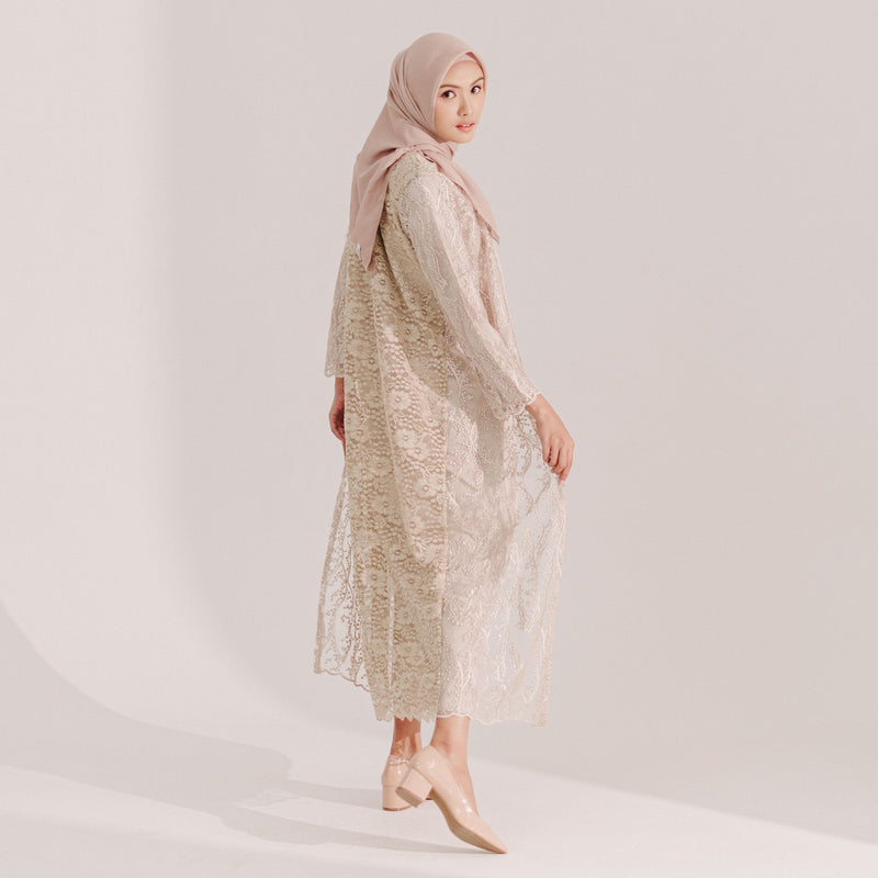 Lace Dress Butter Cream